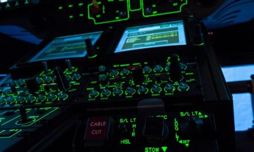 NCCH FFS Center Console Detail