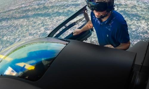 NCCH FFS Outside Dome Pilot