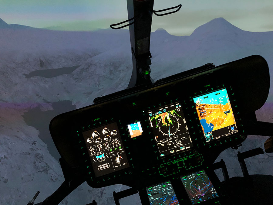 Norwegian Competence Centre Helicopter