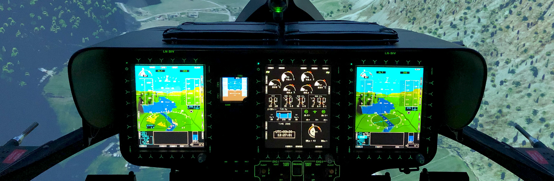 H145 Flight Simulator