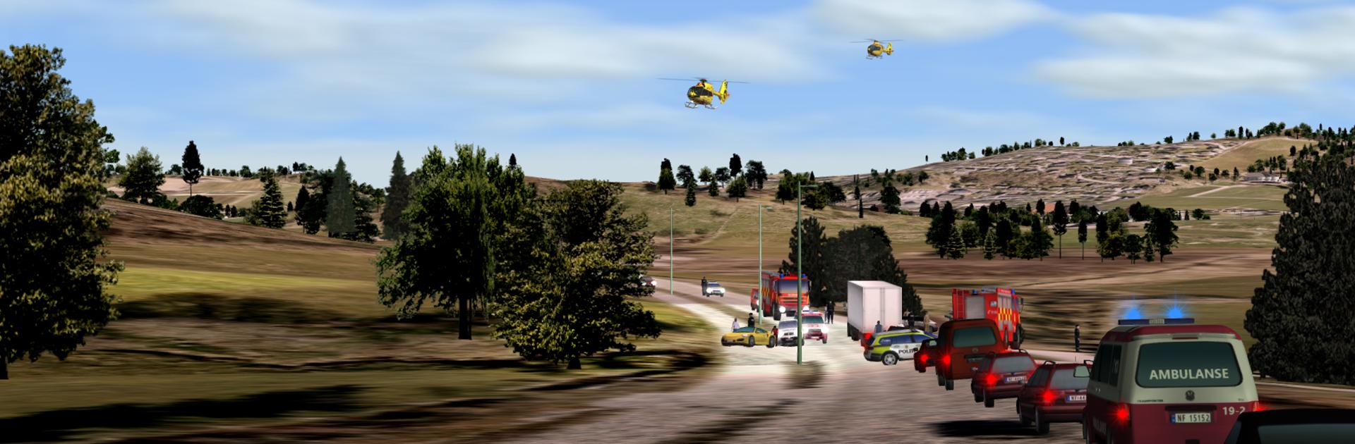 H145 Flight Simulator